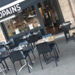 Chai Les Copains restaurant Bordeaux