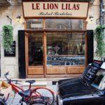 lion lilas