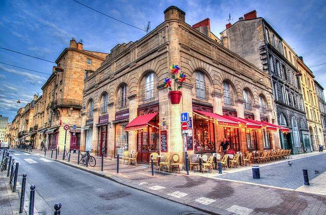 Découvrez les restaurants de Bordeaux